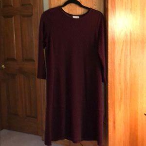 J Jill patterned dress